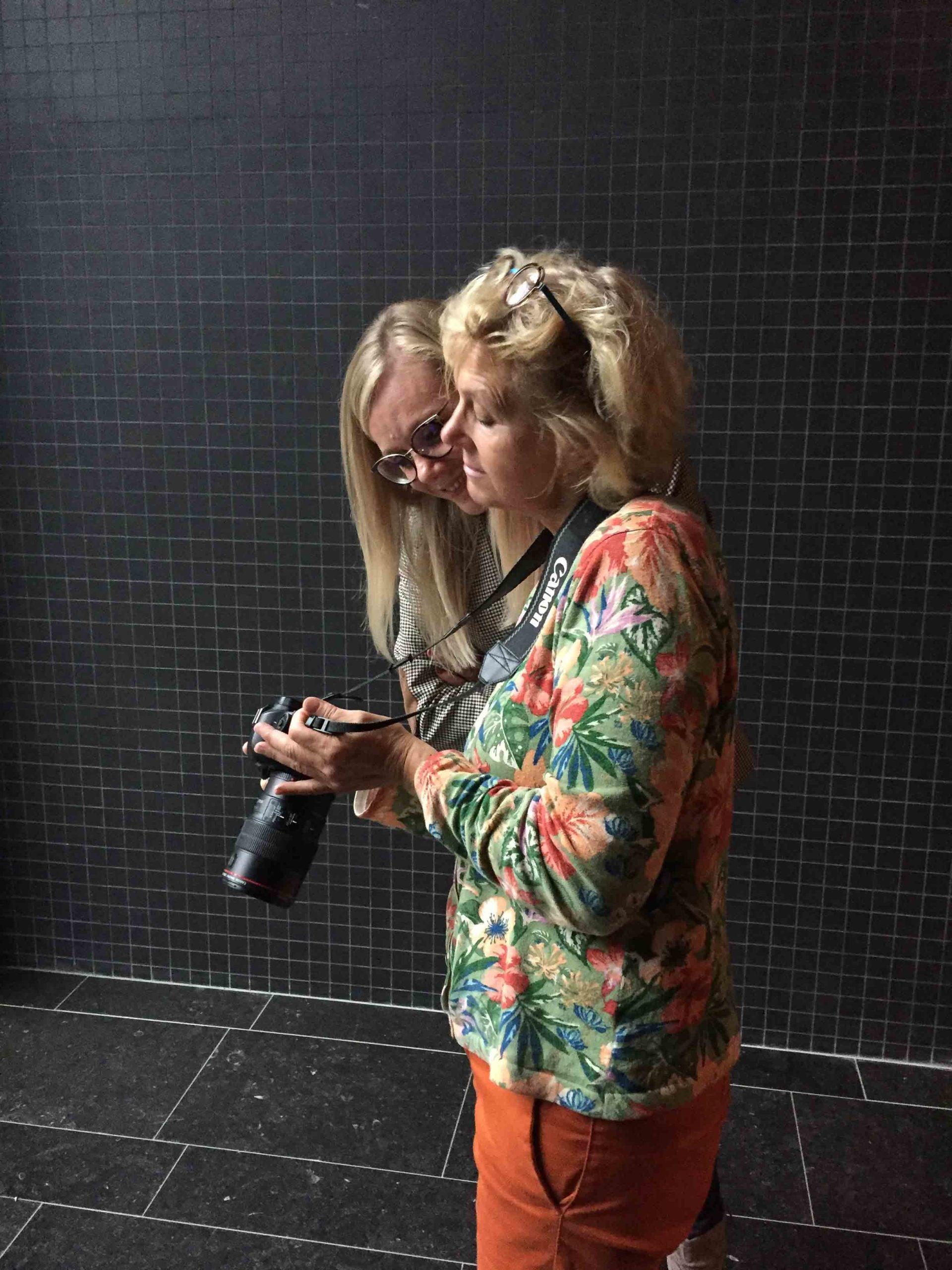 Du miroir à l'image photographique